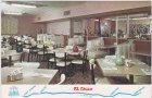 Longview (Texas), El Chico Restaurant, Ansichtskarte, ca. 1955