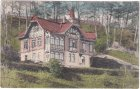 88400 Biberach an der Riß, Villa Thommel, Ansichtskarte, ca. 1915