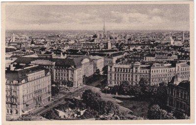 Wien-Innere Stadt, Schottentor, Ansichtskarte, ca. 1930