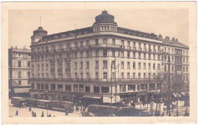 Wien-Innere Stadt, Hotel Bristol, Kärntner Ring, Ansichtskarte, ca. 1925