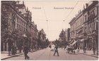 Bukarest (Bucuresti), Boulevard Elisabeth, Ansichtskarte, ca. 1920