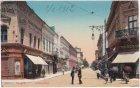 Szeged (Segedin), Karasz utcza, Ansichtskarte, ca. 1910