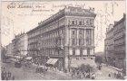 Wien-Innere Stadt, Mariahilferstraße 71a, Hotel Kummer, ca. 1910