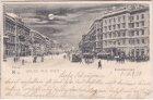 Wien-Innere Stadt, Kärntner Ring, Ansichtskarte, ca. 1895